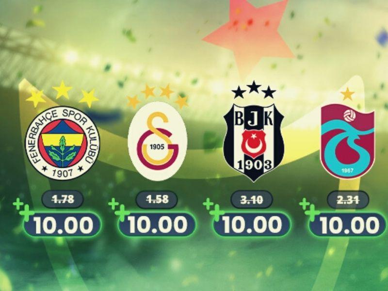Bets10 10.00 Oran