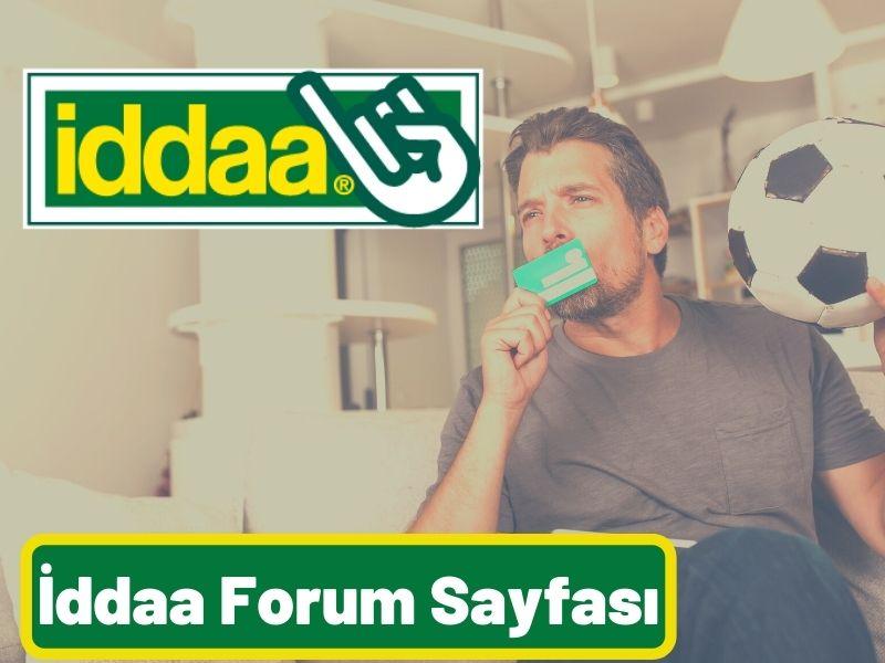 İddaa forum sayfası