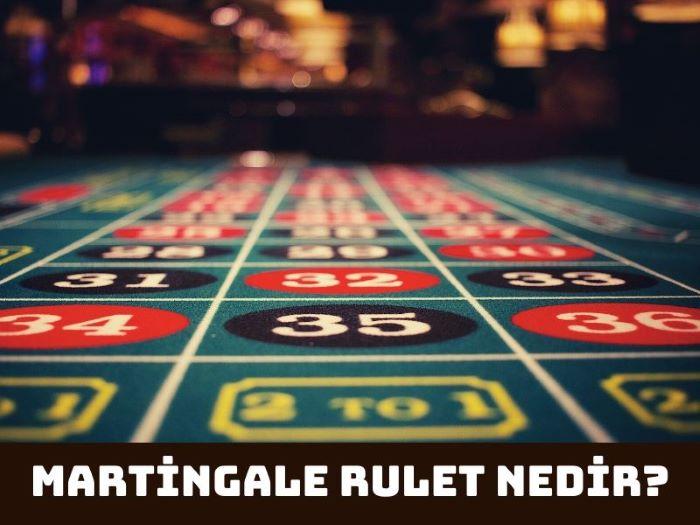martingale rulet nedir