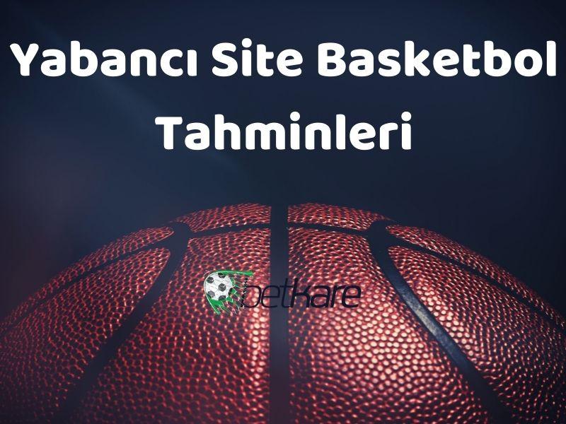 Yabancı Site Basketbol Tahminleri