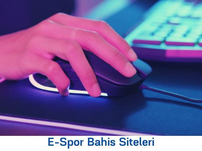 e-spor bahis siteleri