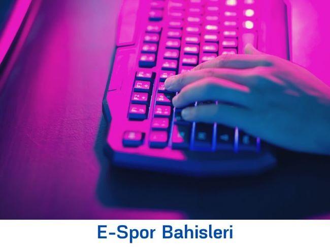 e-spor bahisleri